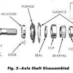 axle seal 2