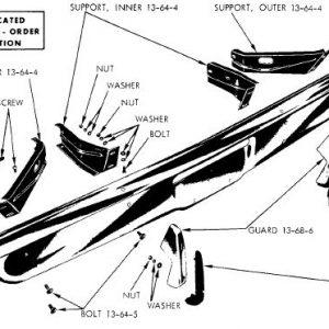 A-Body Bumper