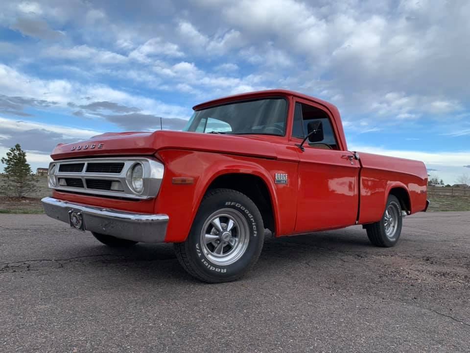 1970 dodge d100 wiring harness dan s red wagon 70 d100 roseville moparts  dan s red wagon 70 d100 roseville moparts