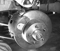 Brake Front