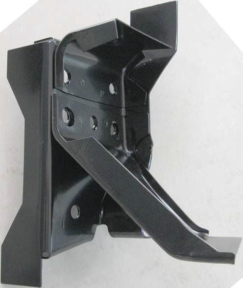 LH 67-76 Mopar A Body Inner Fender to Cowl Support Filler Bracket AMD