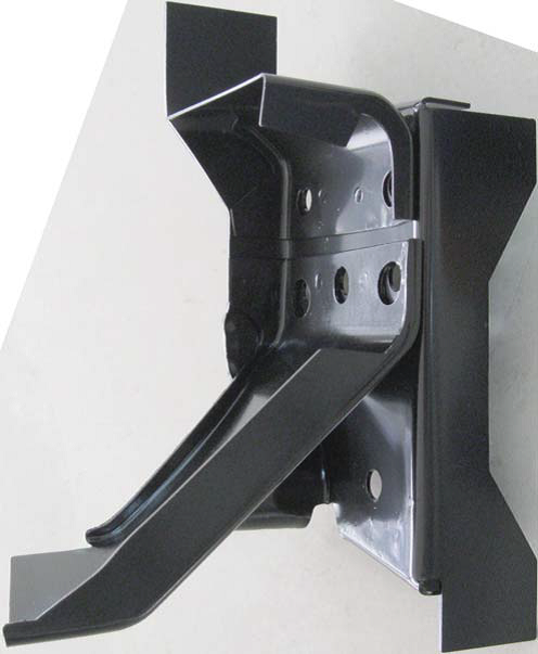 AMD LH 67-76 Mopar A Body Inner Fender to Cowl Support Filler Bracket