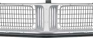 B Body Grille - Head Lamp Bezel