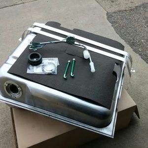 Fuel Tank - Sending Units - Straps