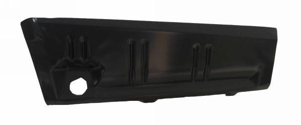 68-70 Plymouth B Body Trunk Floor Extension Drop Off Quarter Panel Filler LH New