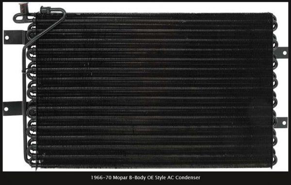 OE-Style Radiator Hose /& Clamp Set for 1967-1969 MoPar A-Body Big-Block
