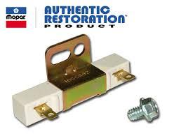 Ballast Resistor - Plug Wires