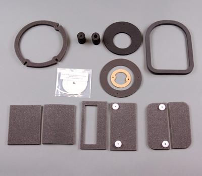 Mopar B Body 66 67 68 69 70 AC Heater Box BIG Rebuild Resto Kit Charger DMT