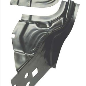 67-69 F /& 68-74 X-Body Firewall Cowl Shoulder Lower Side Panel SET AMD LH