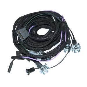 Rear Tail Lamp Wiring