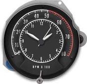 tic toc tach wiring diagram 68 70 b body rallye dash tic toc tach tachometer roseville moparts  rallye dash tic toc tach tachometer
